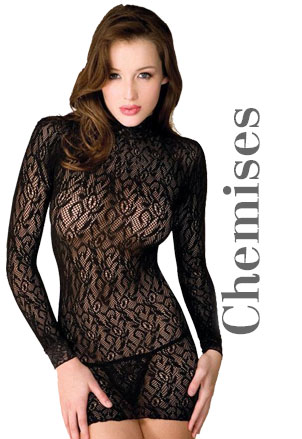 Chemises, Tops, Mini Dresses